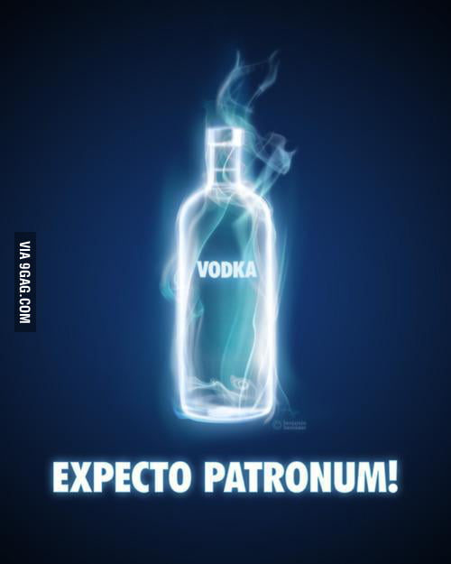 Just my Patronus
