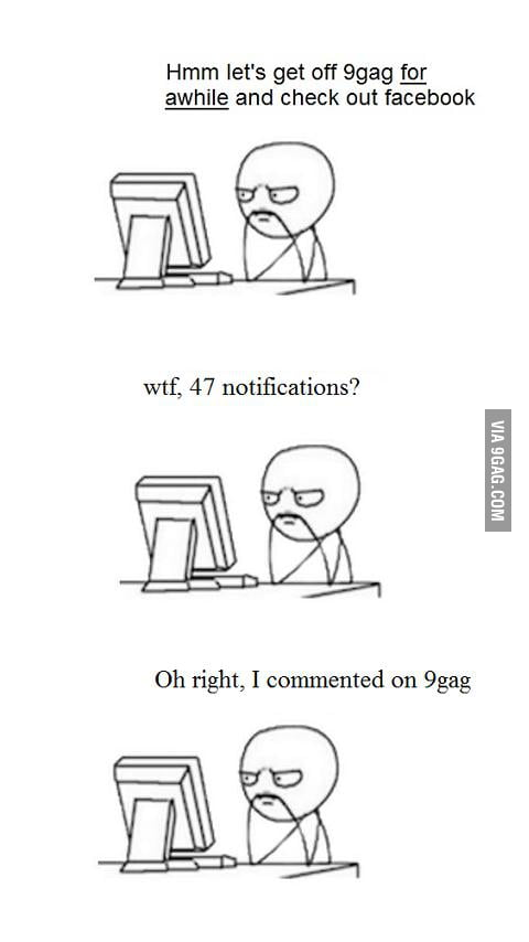 Facebook after 9gag