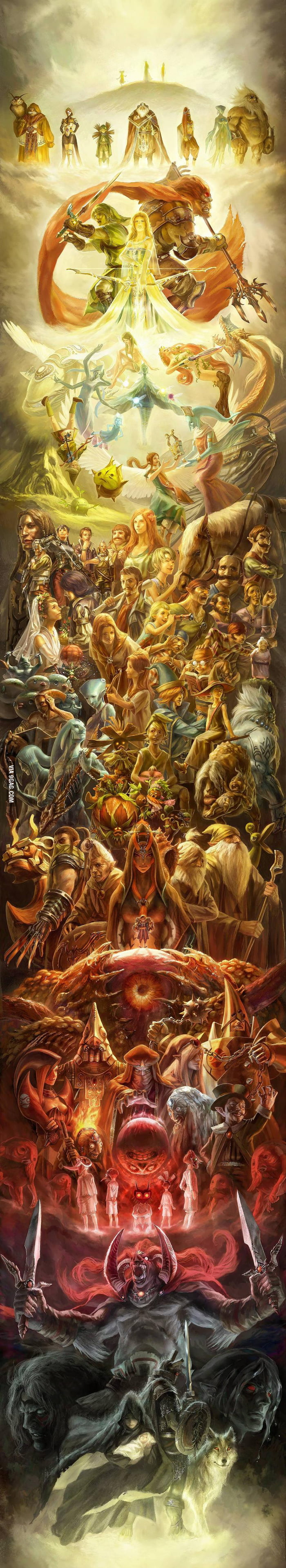 Just an amazing Zelda pic