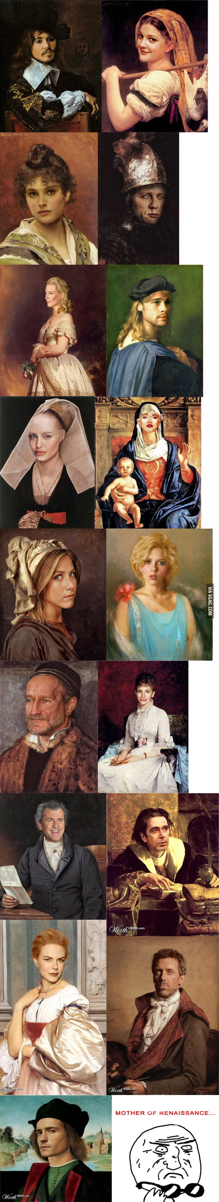 Fan of Renaissance?