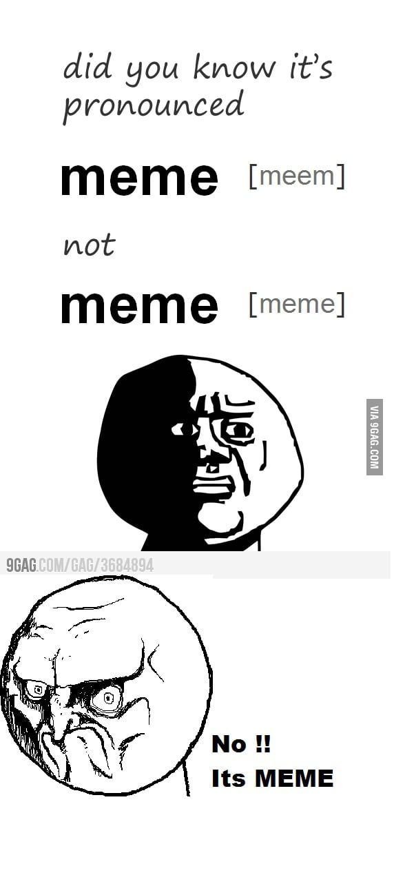 'meme' not 'meme' Fix