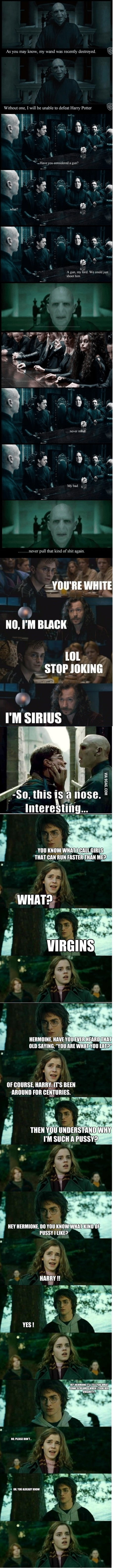 Some Harry Potter Jok
