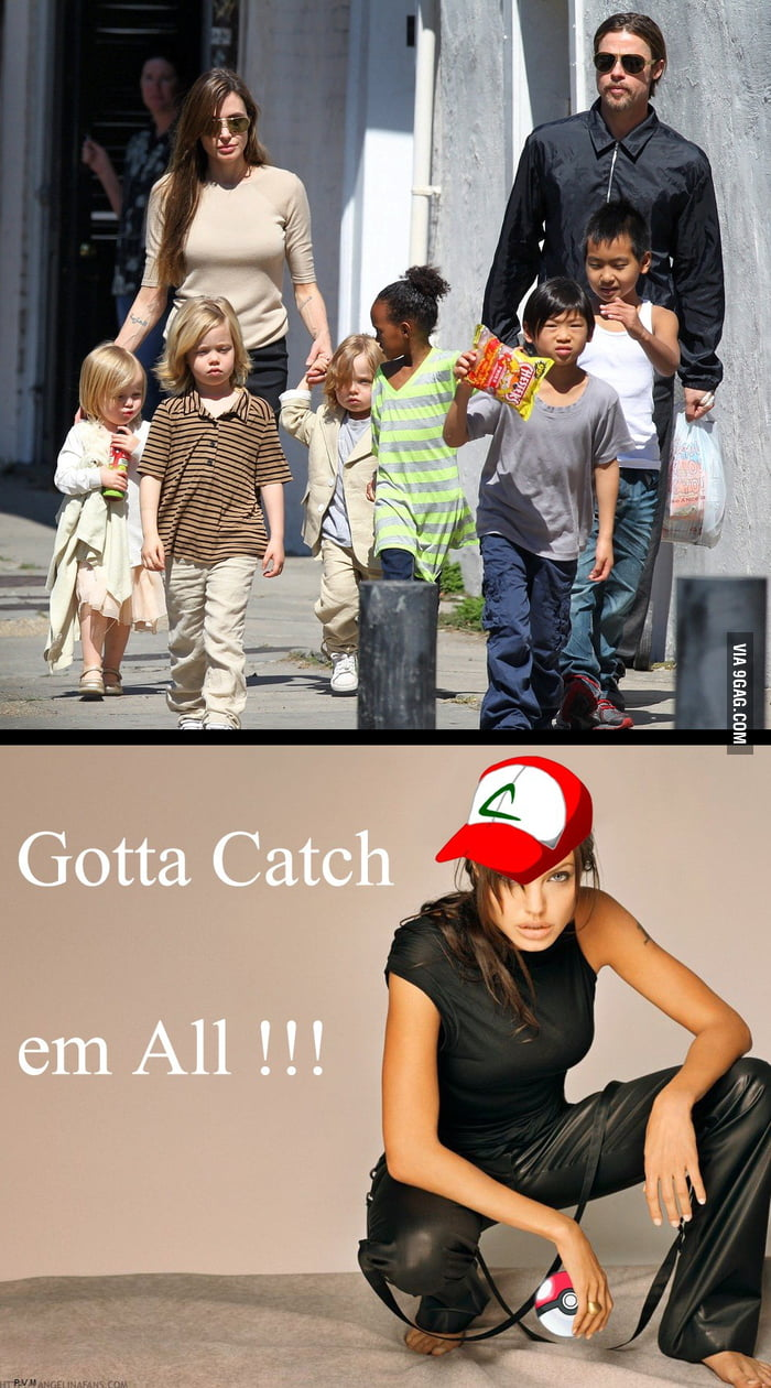 GOTTA CATCH EM ALL