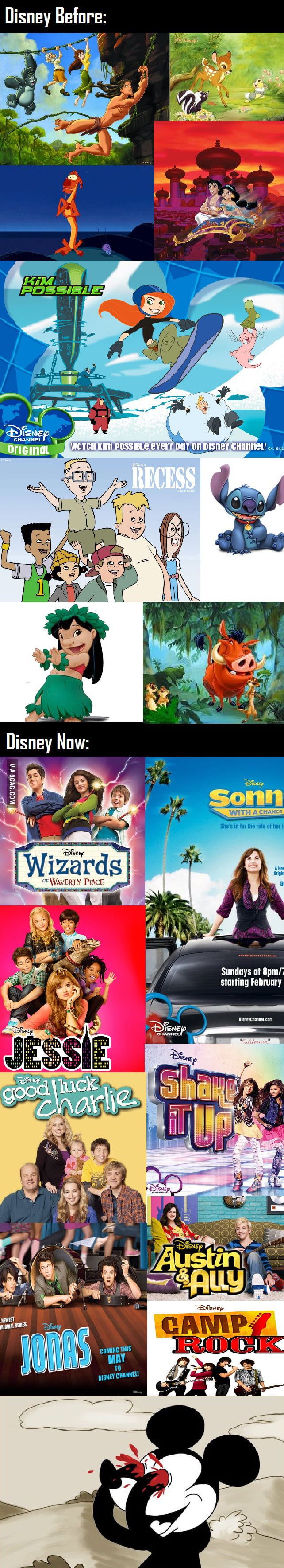 Oh Disney, Why?