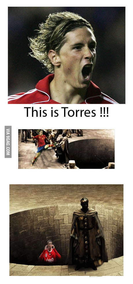 Torres strikes again