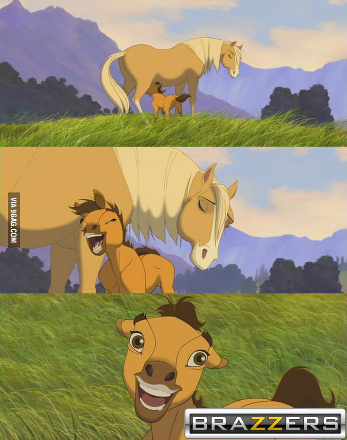 SPIRIT: Stallion of the Cimarron [BRAZZERS]
