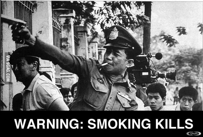 Smoking Kill