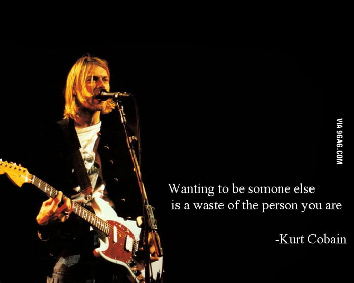 Just Kurt Cobain Being Right