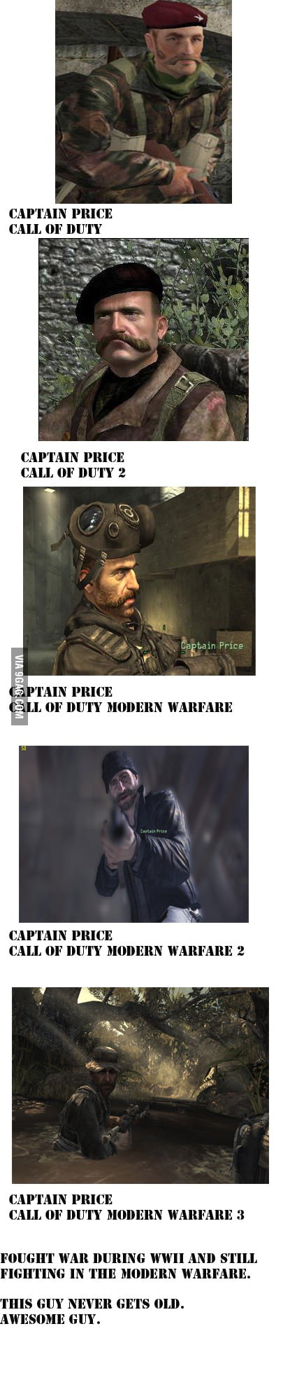 Captain Price.....