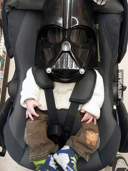 Parenting level: Star Wars