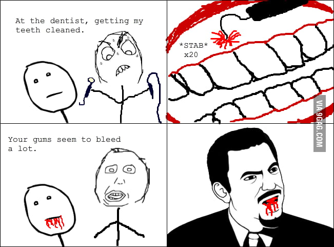 Why I hate my dentist