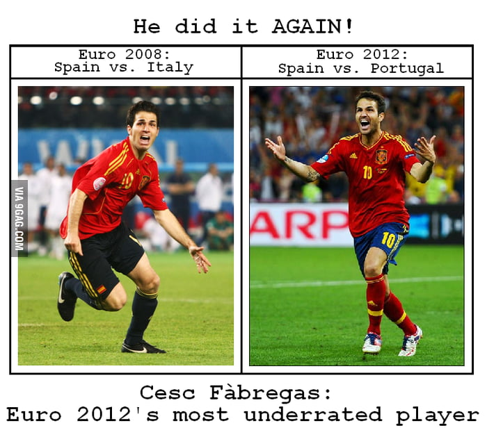The Great Cesc!
