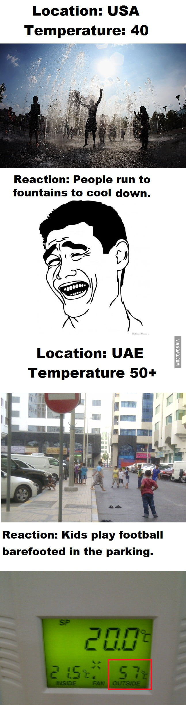 Meanwhile In UAE