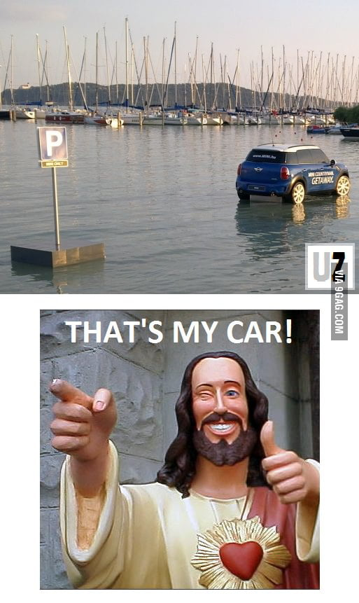 Jesus and his ride