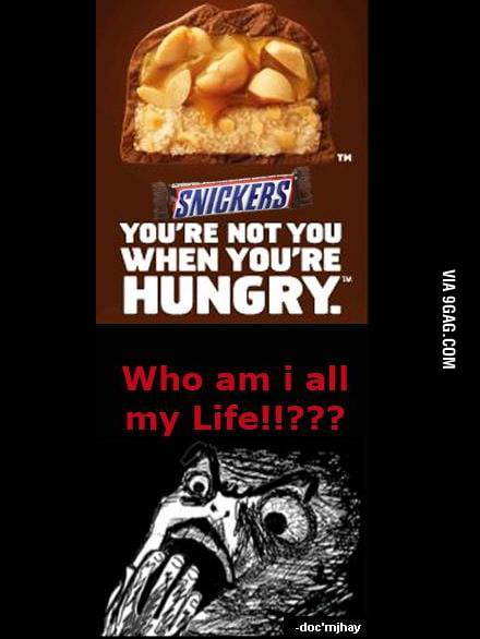 Seriously Snickers!!?