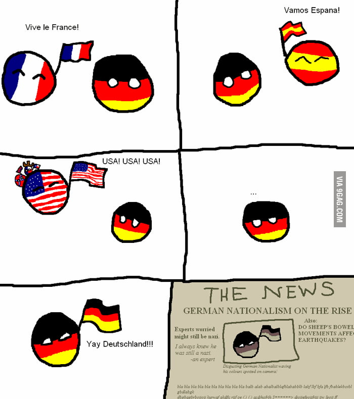Countryballs - Sad but true