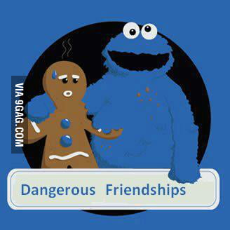 Dangerous friendships