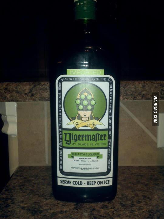 Mother of jagermeister