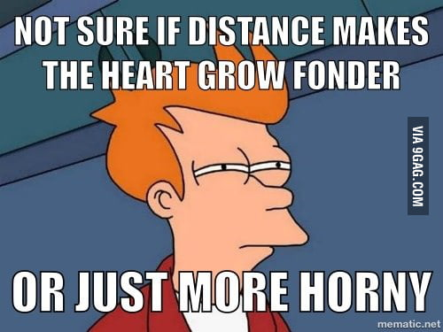 Distance and Relationship