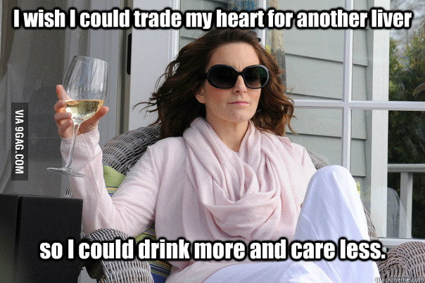 Being Tina Fey