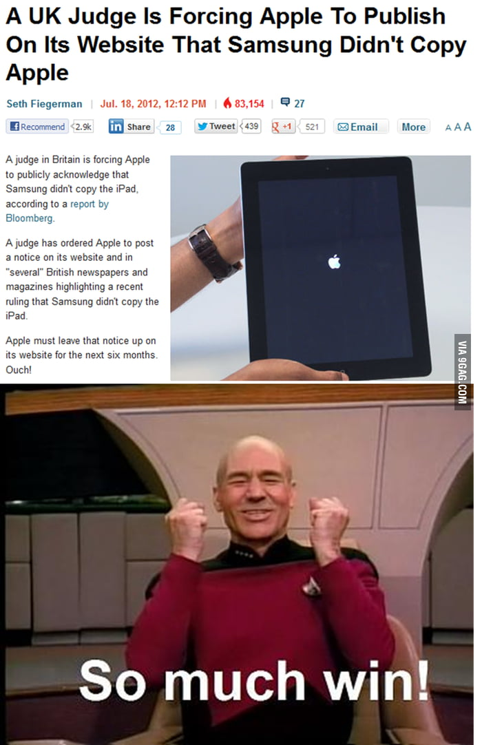 Brace Yourselves, Apple Fanboys are Coming