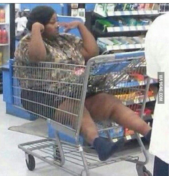 Meanwhile at walmart....