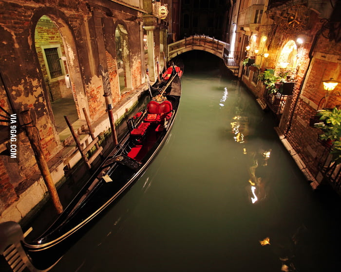 A Still Night in Venice