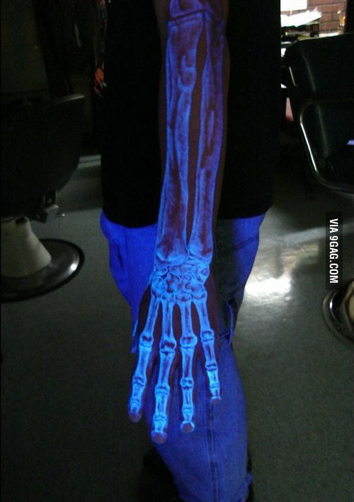 Awesome UV Tattoo