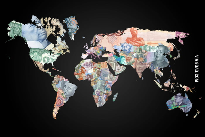 Currencies around the worl