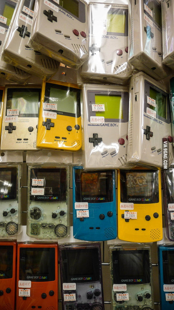 I want to buy them ALL!