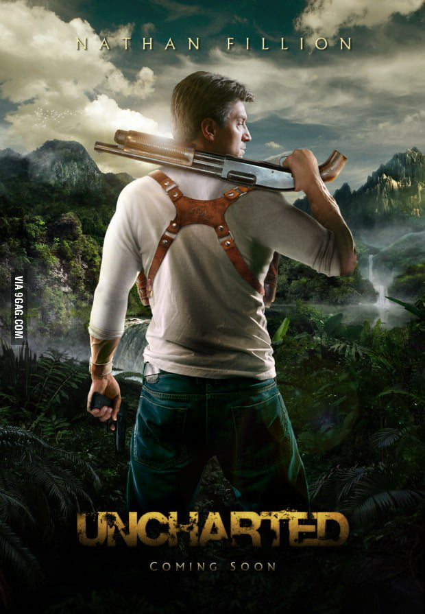 Uncharted The Movie