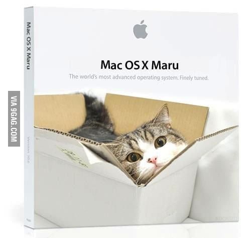 Introducing Mac OSX Maru!