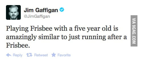 Jim Gaffigan does it again