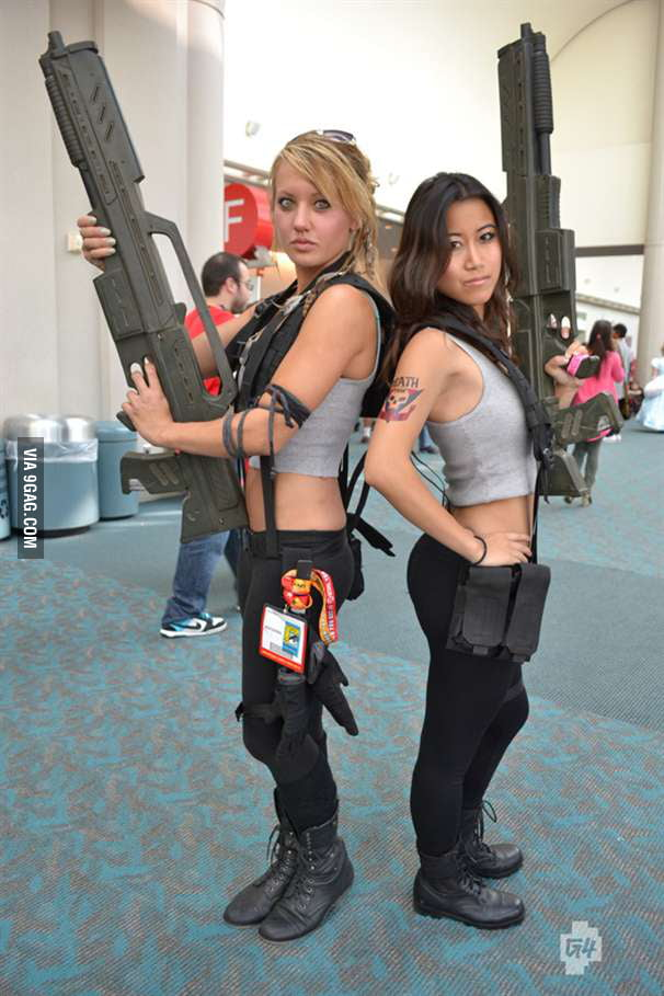 Starship Troopers Cosplay