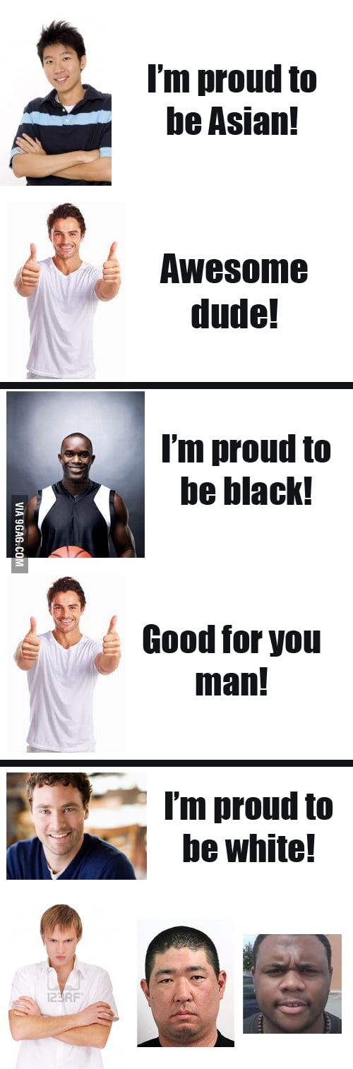 Truth about being white
