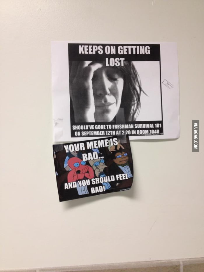 In my friend's school