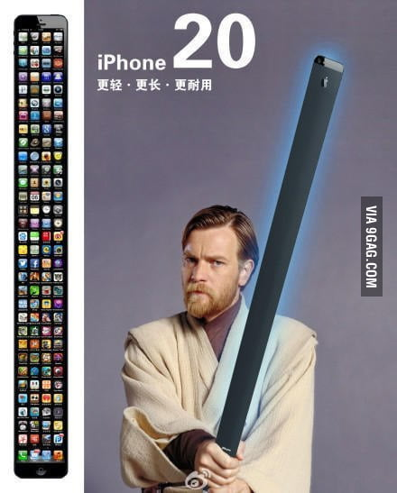 The new iPhone 20