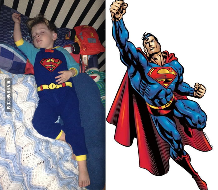 Superman Pajamas