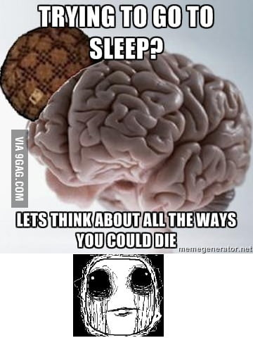 Every damn night...