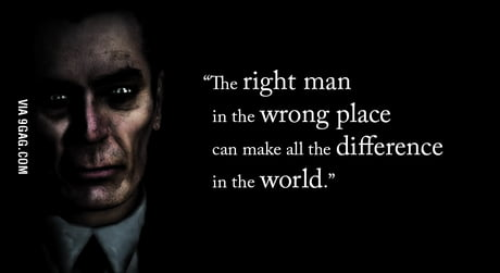 The Wrongright Man