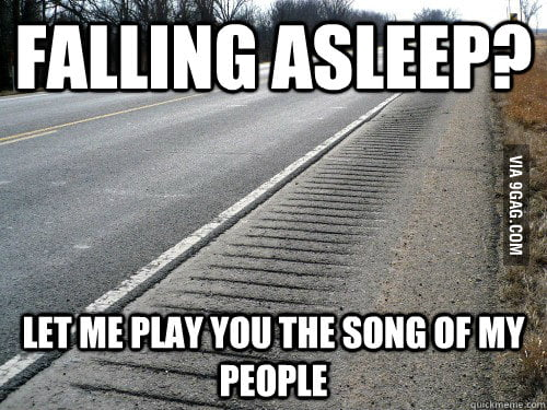 Good Guy Rumble Strips