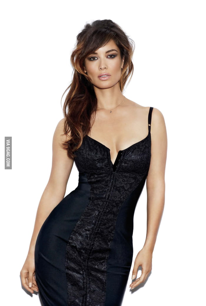 The new Bond girl