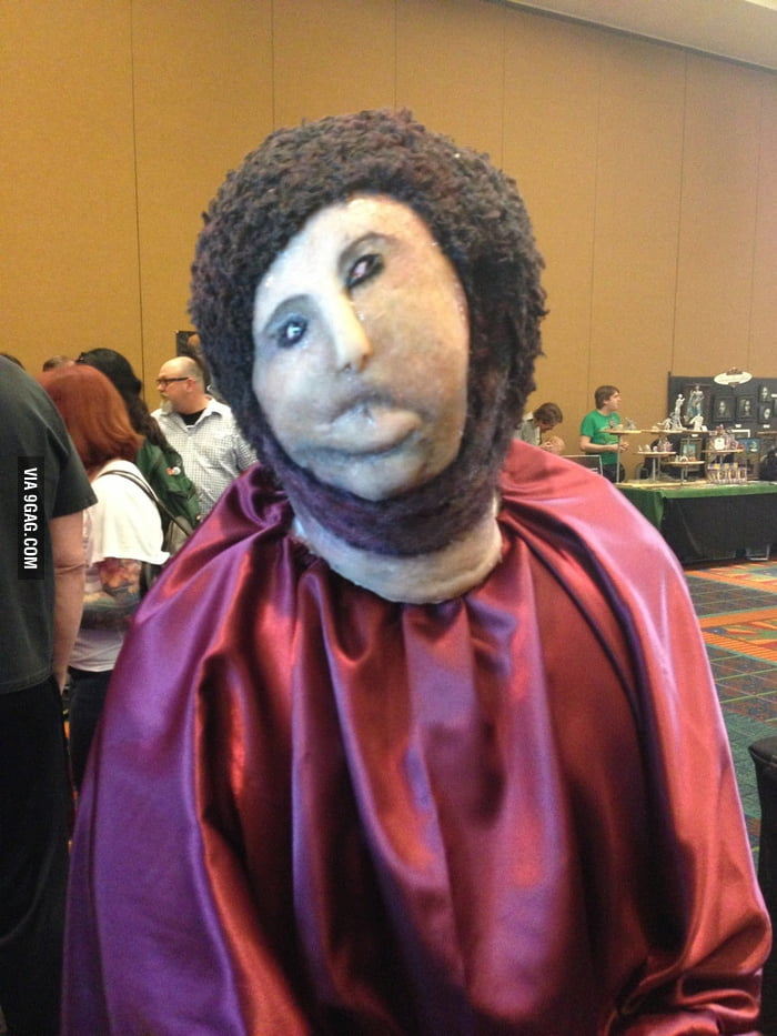 Horrifying costume