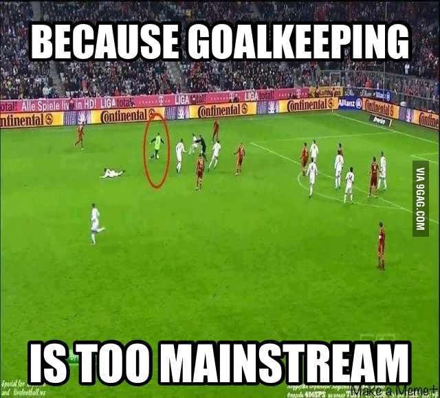 Just Manuel Neuer