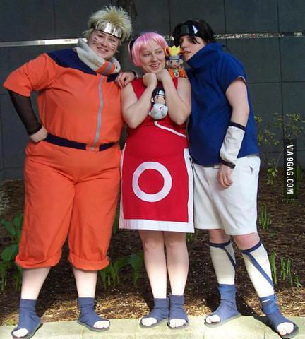 Fat Naruto