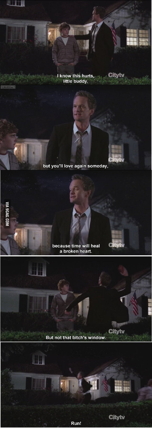 Barney facts! Love that guy
