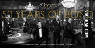 50 years of Shaken, Not stirred