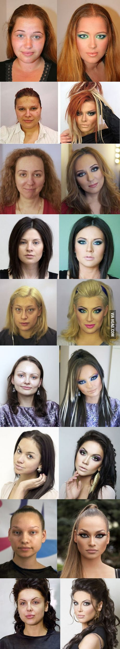 Make-up Nowdays