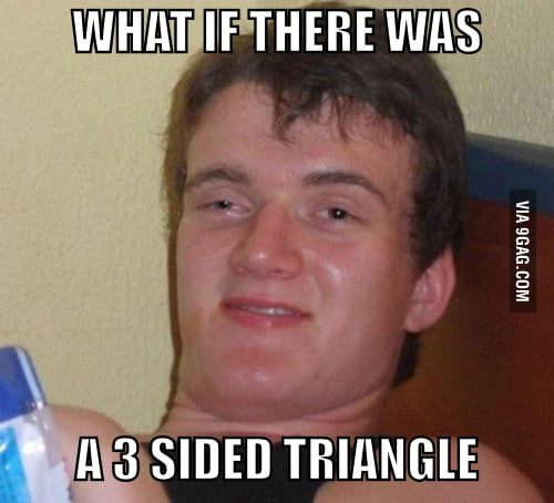 3 Sided Triangle
