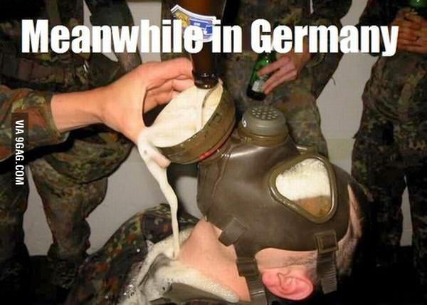 Meanwhile in Germany